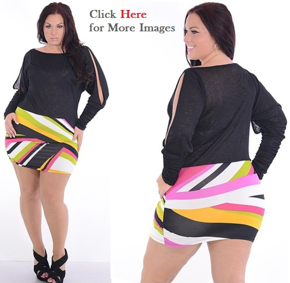 Plus Size Nightclub Dresses Choose Your Style Affordable Plus Size
