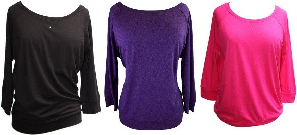 Affordable trendy plus size clothies Sleeve Pullover