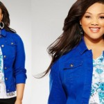 Plus Size Denim Jacket for Fashionable Style