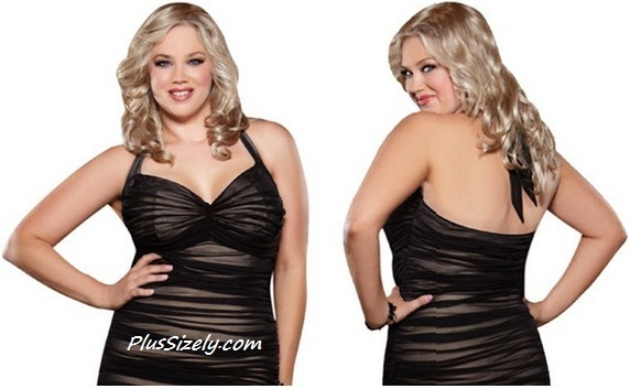 Cheap Plus Size Club Dresses To Get Attractive And Sexy Cheap Plus
