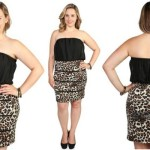 Plus Size Clubbing Dresses for Teenage Girls