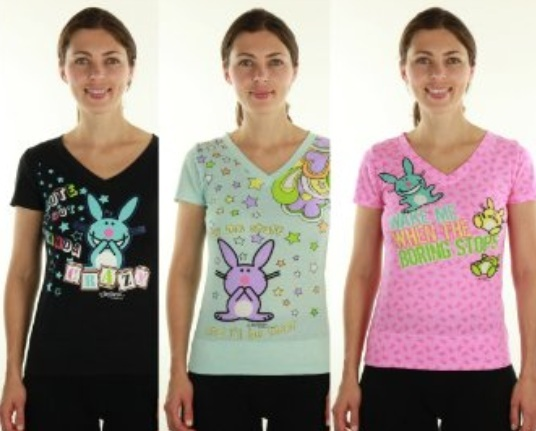 Clothing for Women Bunny Cotton Tees Junior