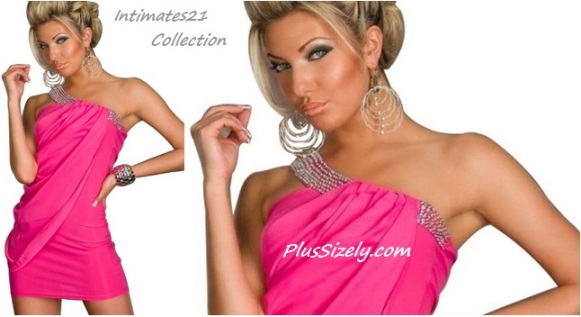 Club Dresses for Women Pink Style