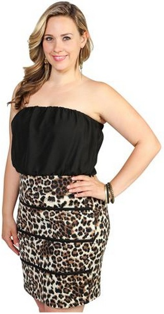 Cute dresses for teens strapless