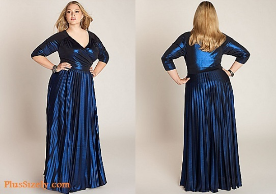 Plus Size Special Occasion Dresses to Elegant Look Inexpensie Plus ...