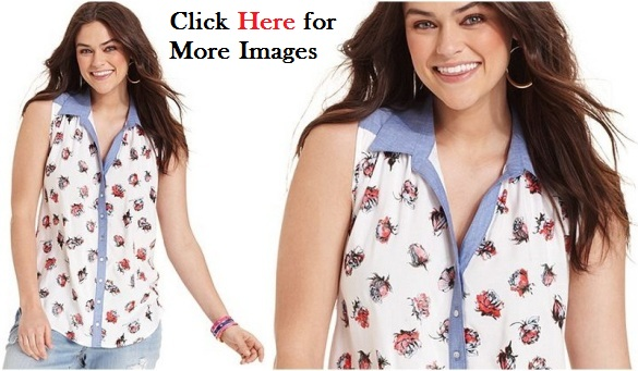 junior plus size clothing, trendy and casual | www.plussizely