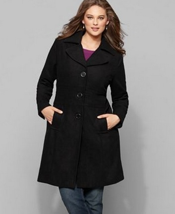 Plus Size Winter Coats for Woman, Trendy and Fashionable | www ...