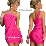 Pink Club Dresses for Teenage Pink Style