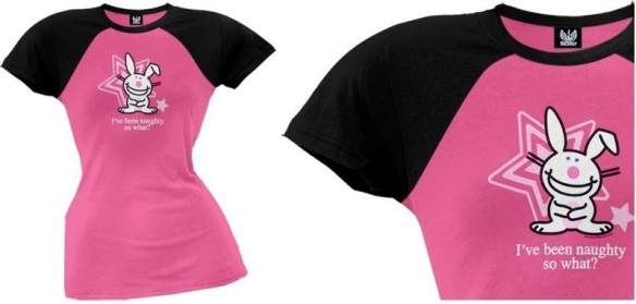 Pink clothing for girls junior Ladies Plus Size T-Shirt