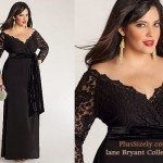 Plus Size Black Special Occasion Dresses by Yuliya Raquel