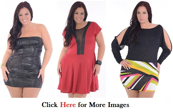 Plus Size Nightclub Dresses Too Good, Care, and So Fly