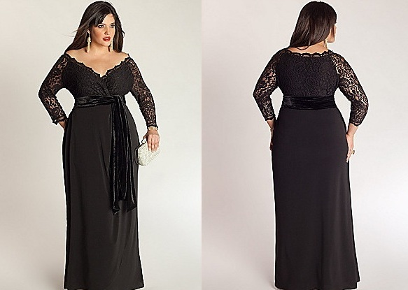 Plus Size Special Occasion Dresses to Elegant Look Plus Size ...