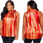Plus size clothing under $20 A Line Red Style