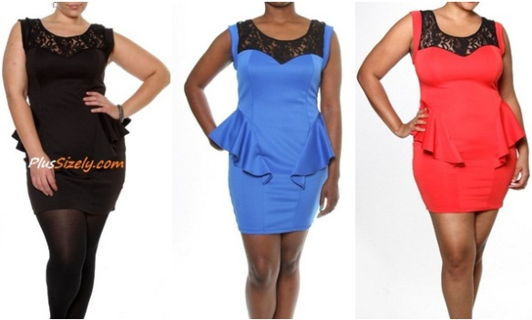 Plus Size Club Wear for Young Women