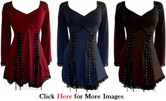 Gothic Style With Plus Size Clothing Plussizely