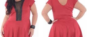 Plus size nightclub tops with sleeves So Fly