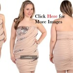 Plus Size Club Dresses for Teenagers, Elegant Style