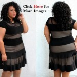 Plus size zebra print club dresses Escape