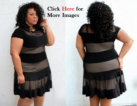 Plus Size Clubwear Complete Your Appearance Plus Size Zebra Print