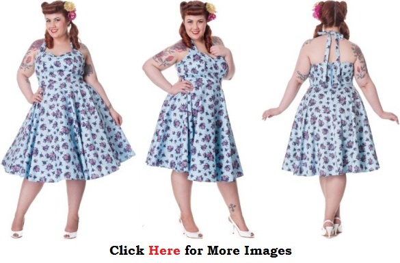Vintage plus size clothing for women cheap