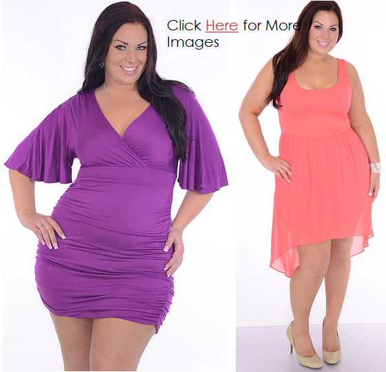 Club Dresses 2013 for Plus Size Women: Sexy & Feminine 2013 club ...