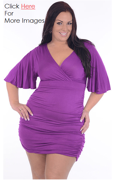 2013 club dress for curvy women