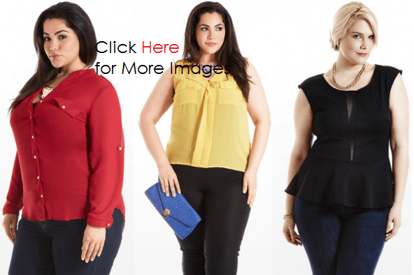Cheap Plus Size Womens Clothes