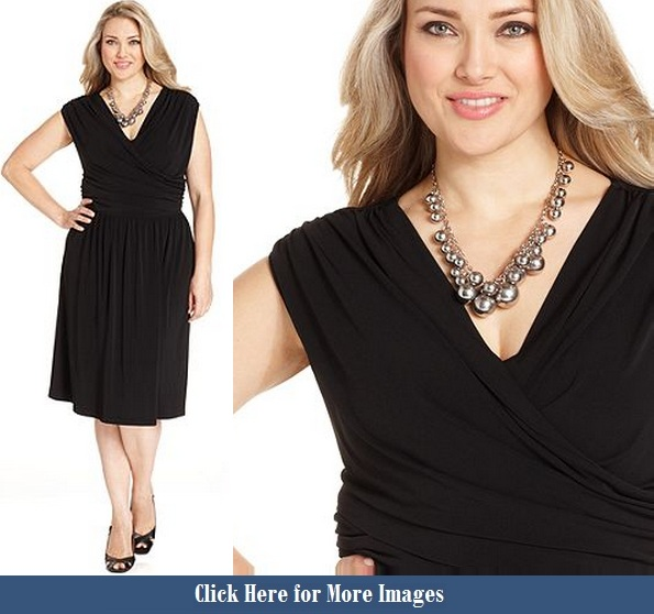Plus Size Black Club Dresses For Womans Fashion Cheap Plus Size
