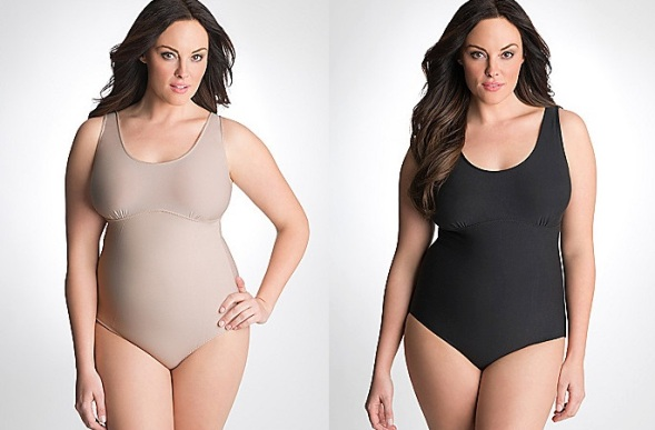 Cheap plus size shapewear for women Cotton bodysuit Spanx
