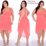 Club dresses 2013 under 50 dollars for women high low dark coral - High low club dress