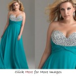 Ocean blue formal dresses for women Sweetheart A-Line