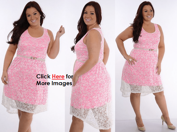 2013 Nightclub Dresses For Plus Size Women - www.PlusSizely.com