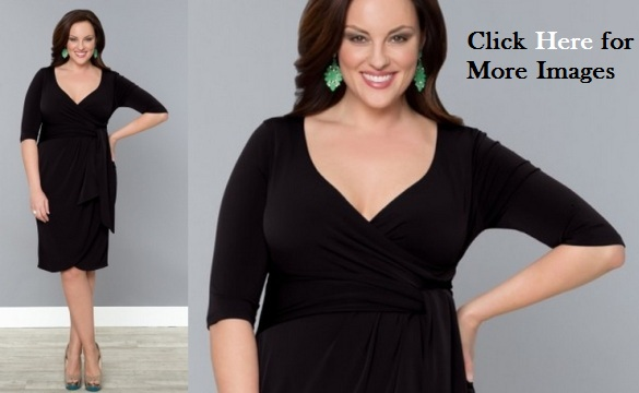 Plus Size Black Dresses for Elegant and Glamour Style | www ...