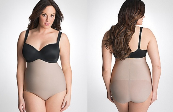 plus size shapewear for fashionable look plus size black shapewear
