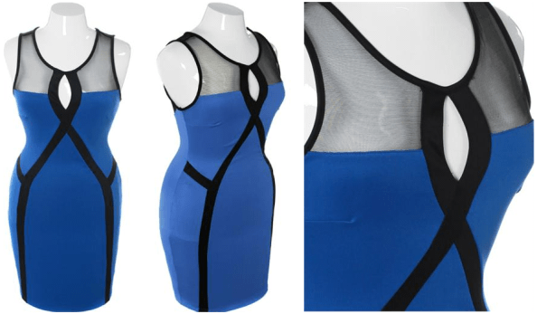 Plus size bodycon dresses for clubbing