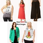 Plus size clothing dresses skirts suits tops jeans