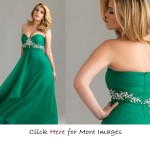 Plus size dresses for summer green