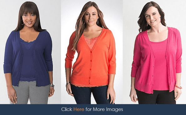 Plus size fall fashion for women
