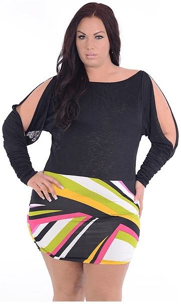 Plus Size Clothes for Women: Cover Up Your Weakness Plus size ...