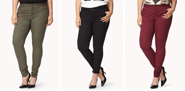 Plus size pant suits for curvy women, big and tall