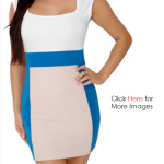 Short sleeve club dresses for plus size women or girls