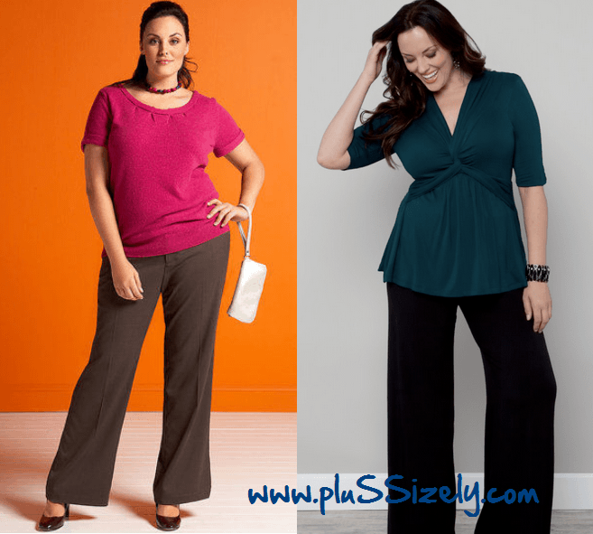Plus Size Womens Clothing Design