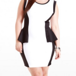 Plus Size Peplum Dresses, Hide Your Fatness