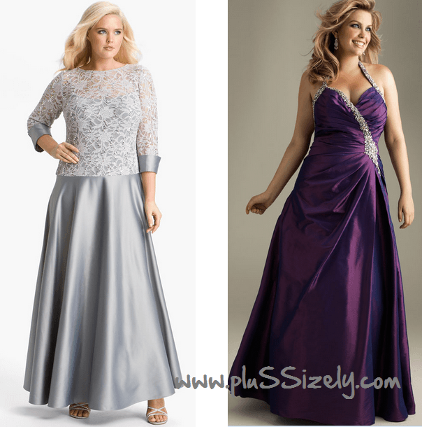 Best Gown Plus Size Womens Clothing Image