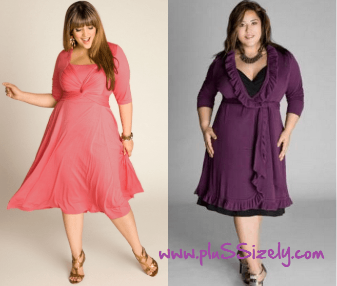Trendy Plus Size Womens Clothing Image