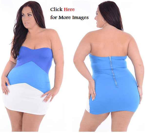 07690b35b02 Cheap Plus Size Clubwear Blue Cheap Plus Size Clubwear – www ...