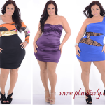 Plus Size Nightclub Dresses