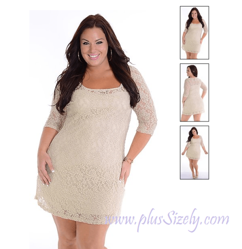 Women 2013 New Style White Plus Size Club Dresses Image