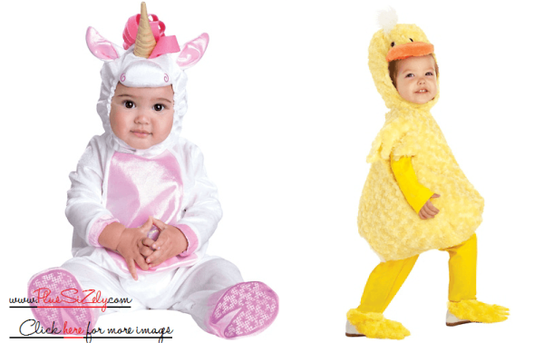 Animal Halloween Costumes For Baby Image