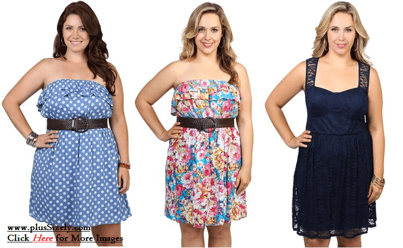 Junior Plus Dresses